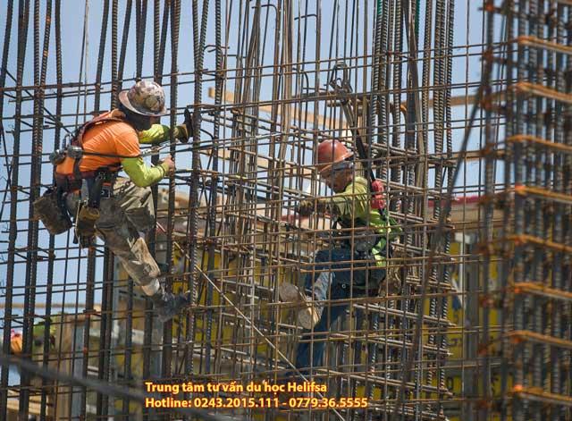 Du học nghề Ba Lan ngành xây dựng sau khi ra trường có cơ hội tiếp tục làm việc tại quốc gia này rất cao