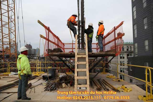 Du học nghề Ba Lan ngành xây dựng đang thu hút được rất nhiều các bạn trẻ trên toàn thế giới