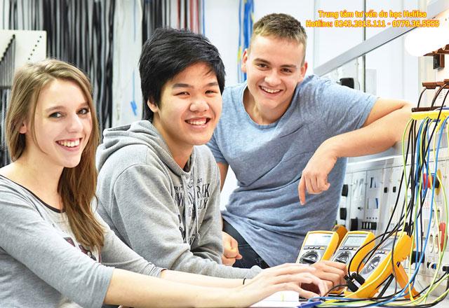 Du học nghề tại Đức luôn là lựa chọn hàng đầu của các bạn trẻ Việt Nam