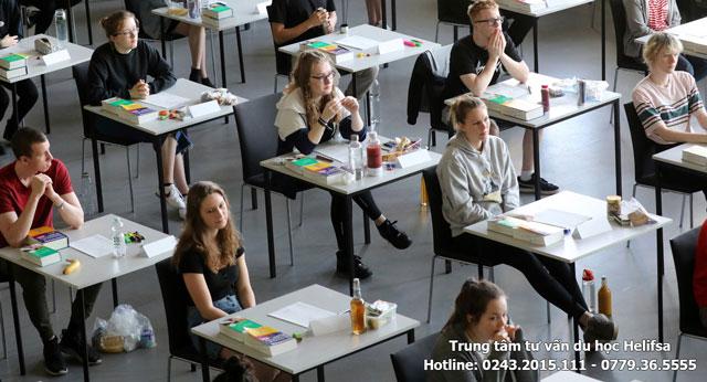 Chương trình giáo dục của nước Đức có nhiều gói học bổng hấp dẫn