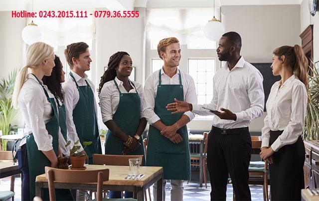 Nhiều sinh viên quốc tế chọn Đức học nghề quản lý khách sạn - nhà hàng