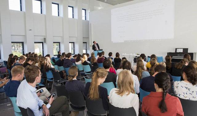 Sinh viên có nhiều lựa chọn về hệ đào tạo khi du học Đức