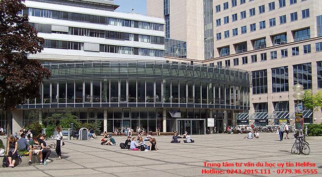 Nhiều trường Đại học tại Đức có chương trình dự bị