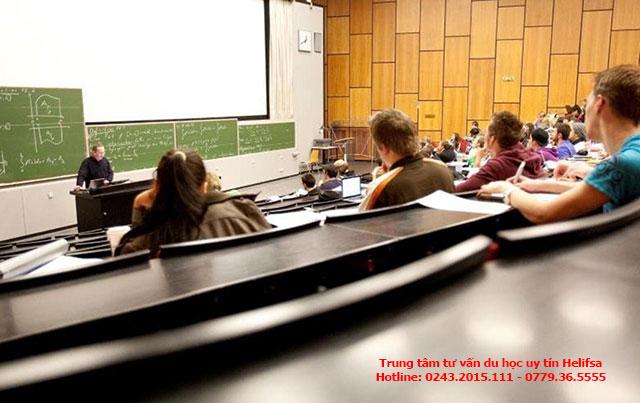 Theo học Dự bị Đại học giúp sinh viên tiến gần hơn đến Đại học tại Đức