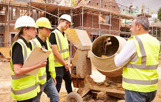 Du học Đức nghề Xây dựng được nhiều học sinh quốc tế quan tâm