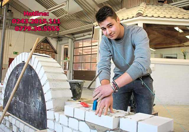 Du học nghề Xây dựng tại Đức sẽ giúp bạn có thu nhập cao