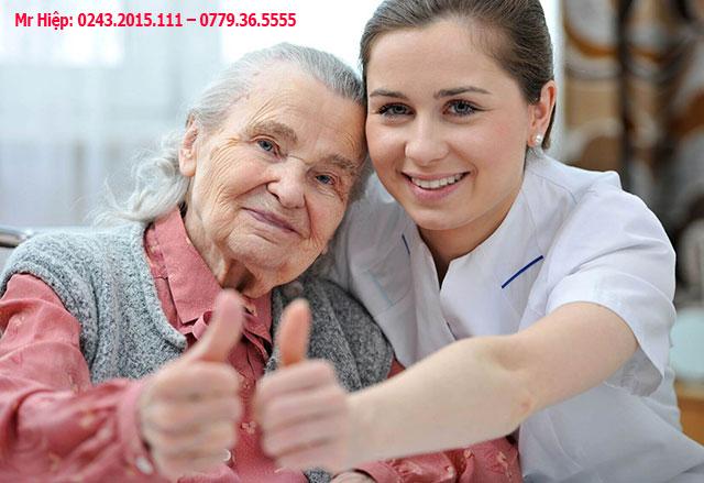 Nghề điều dưỡng lão khoa tại Đức đang cần rất nhiều nhân lực