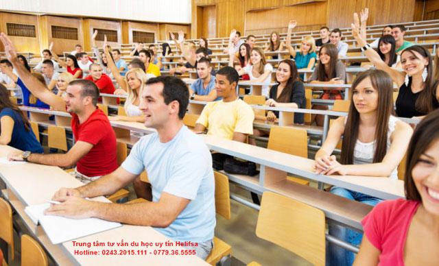 Du học Đức là sự lựa chọn khá hoàn hảo cho sinh viên Việt Nam