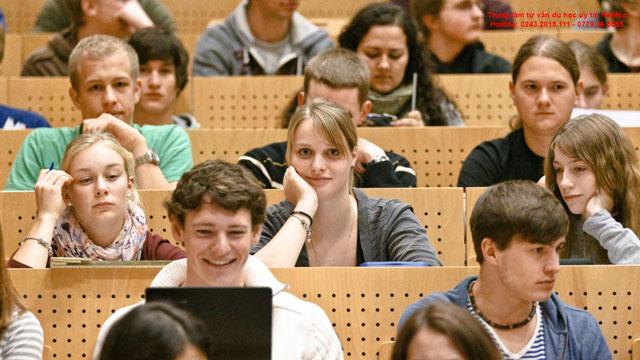 Giáo dục Đức được đánh giá cao