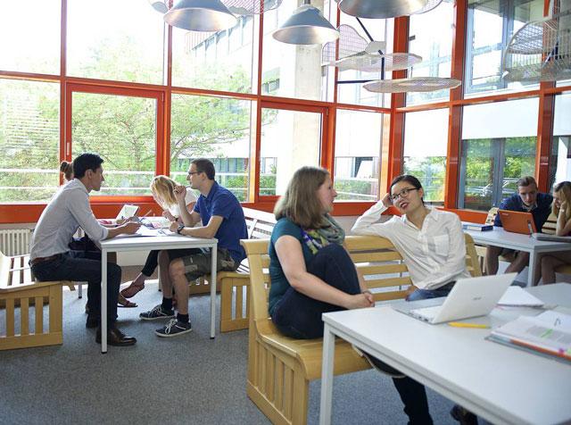 Sinh viên du học ngành Kinh tế tại Đức được tiếp cận với nền giáo dục tiên tiến nhất