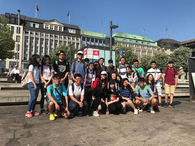 Sinh viên Việt Nam du học tại Đức