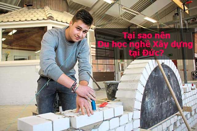 Có nên du học nghề xây dựng tại Đức không?
