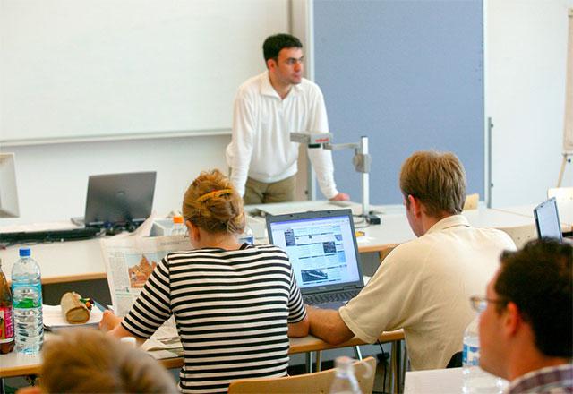 Cơ sở vật chất giáo dục Đức khá hiện đại