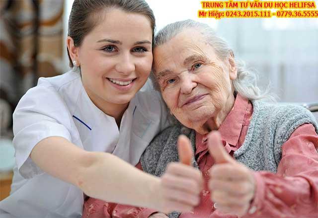 Du học nghề điều dưỡng tại Đức được nhiều bạn trẻ Việt Nam lựa chọn