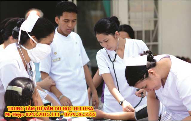 Du học nghề Đức đang là sự lựa chọn của nhiều bạn trẻ Việt.