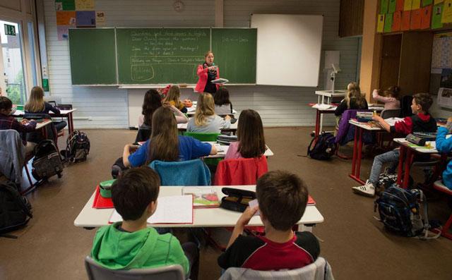 Trường trung học tại Đức