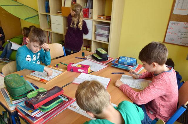 Giáo dục mầm non tại Đức