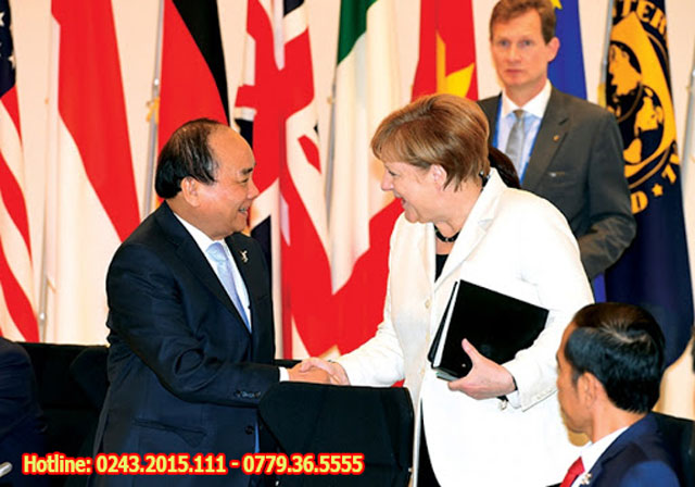 Việt Nam đã có nhiều ký kết đưa sinh viên sang du học nghề tại Đức