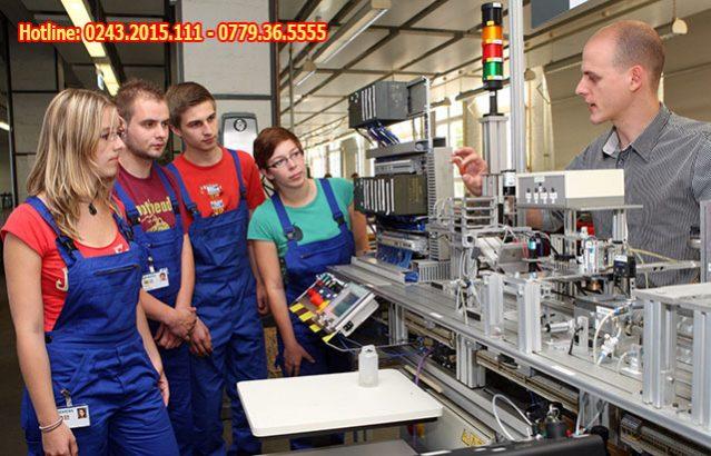 Nhiều sinh viên quốc tế lựa chọn du học nghề tại Đức vì đào tạo bài bản