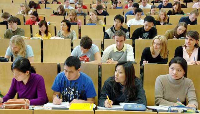 Sinh viên học tập tại Đức được hỗ trợ khá nhiều