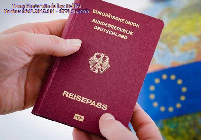 Visa du học là thứ quan trọng nhất để bạn có thể đến được nước Đức.