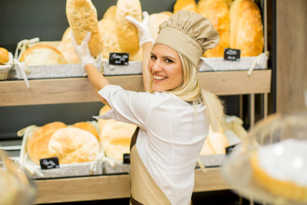 Ausbildung 12: Bäckereiverkäuferin (NHÂN VIÊN BÁN BÁNH)