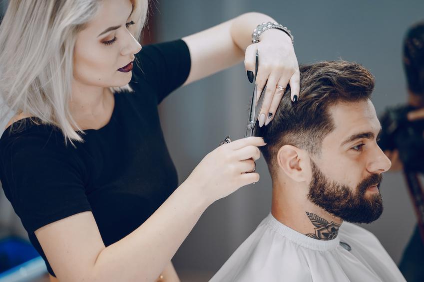 Ausbildung 15: Friseur (Thợ làm tóc)