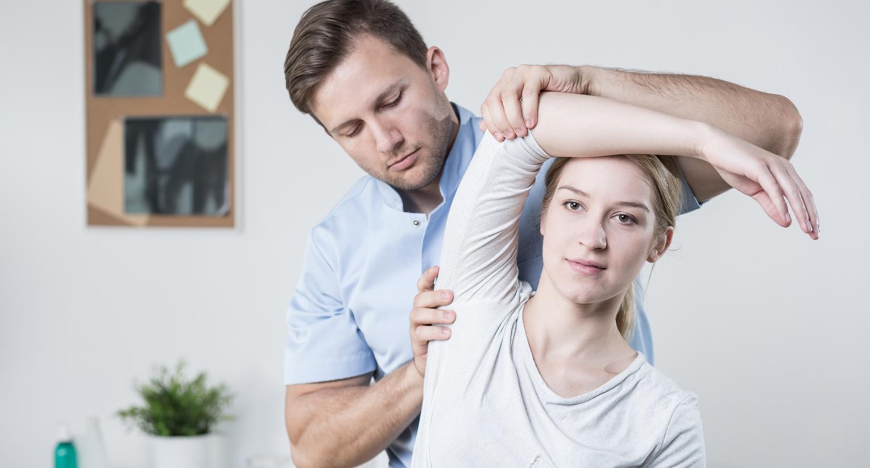 Ausbildung 14: Physiotherapeut (Chuyên gia Vật lý trị liệu)