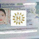 Lê Thị Thu Trang điều dưỡng viên tại Plauen – CHLB Đức